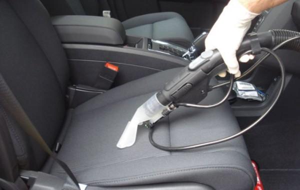 Higienização de Veículos
